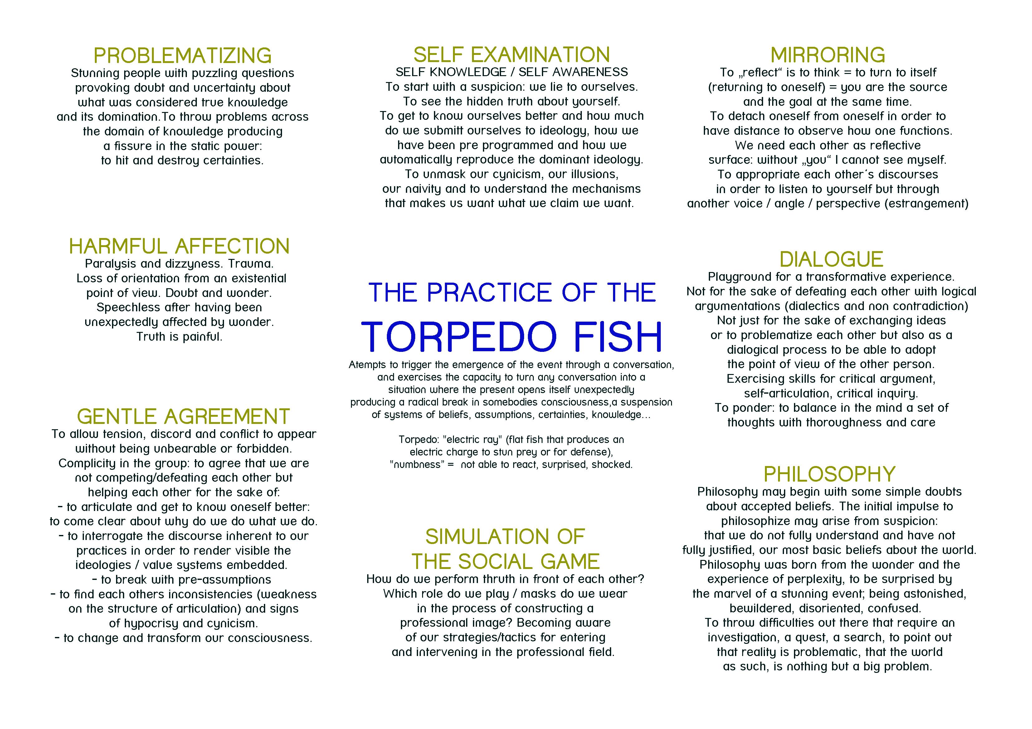 TORPEDO FISH by Diego Agulló